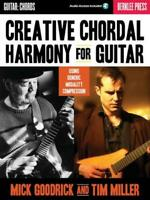 Creative Chordal Harmony For Guitar: Using Generic Modality Compression $18.33