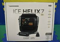 Humminbird Ice Helix 7 Chirp GPS G3 411200-1 G3 FB