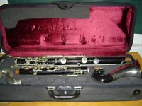 Bb Bass Clarinet - Low C - Vintage - Modified