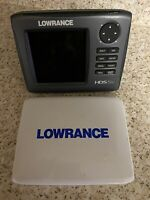 Lowrance HDS-5x Gen2 Fishfinder. Head Piece Only.