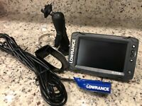 Lowrance Elite-7 Ti Fish Finder With HDI transducer
