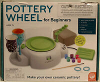 Mindware Pottery Wheel for Beginners Works!