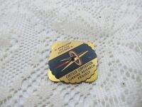 1962 Pocket Calendar Chrysler Employee Turbine Research Project  Collectible