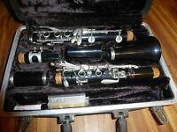 Bundy Clarinet  with Hardcase- excellent condition!