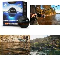 Deeper Pro Smart Portable Sonar   Wireless Wi Fi Fish Finder For Kayak And Ice F