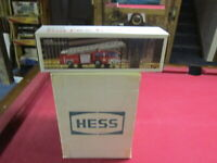 1986 HESS TOY FIRE TRUCK CASE OF 6 NEW buy 1 or all