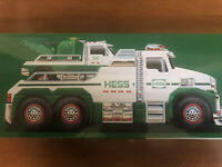 Hess Truck 2019~ Tow Truck Rescue Team~ Brand New