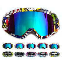 Motorcycle Off Road Racing Goggles ATV Dirt Bike Eyewear Motocross MTB Glasses