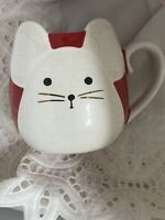 Rare Starbucks Valentine Mug Mouse Red White 2020 Year Of The Rat Brand New Cup