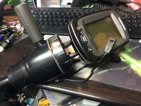 Humminbird 120 Fishin Buddy Fishfinder Mount Fishing Fish Finder Transducer ****