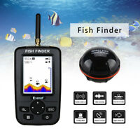 Smart 45M Handheld Fish Finder Wireless Sonar Sensor Sounder River Fish Detector