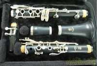 YAMAHA 133552 Model NO.YCL-255 Bb CLARINET With Hard Case Used JP Free Shipping