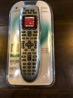 Logitech Harmony 650 Infrared All in One Remote Control Universal Programmable $197.95