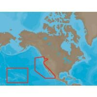Lowrance C-MAP MAX-N+ West Coast and Hawaii MicroSD Mapping Card