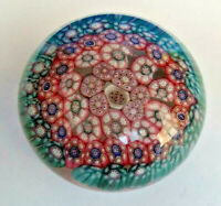 Antique New England Glass Paperweight