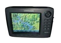 Lowrance HDS 8 Gen 2 Insight USA Fishfinder Chartplotter GPS Radar Head Unit