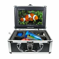 7quot; Color LCD Underwater Video Fishing Camera and 600TV Lines Fishing Camera 30m