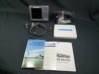 Lowrance HDS 5 LAKE INSIGHT GEN 2 GPS/Fishfinder Nav Complete Set-up w/US2 Adapt