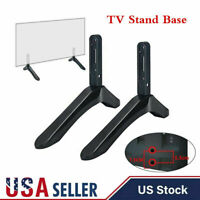 Adjustable Universal TV Stand Base Mount For 32 65quot; Samsung Vizio Sony LCD TV $22.89