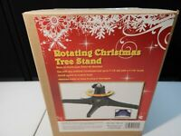 Christmas Tree stand rotating revolving DO IT BEST