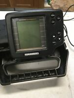 Humminbird Wide One Hundred 100 portable fish finder - tested and working Used