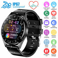 Waterproof Sport Smart Watch Heart Rate Monitor Blood Pressure For iOS Android $21.98
