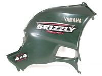 2008 Yamaha Grizzly 700 EPS Right Side Panel Green YG71