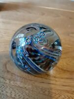 Glass Paper Weight By Artist Signed. Edition?10/81