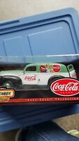 1999 Matchbox Coca Cola 1940 Ford Sedan Delivery Die Cast Car RARE Color