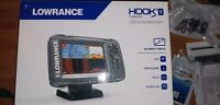 Lowrance Hook2 5 with TripleShot Transducer and US Inland Maps