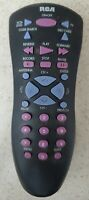 RCA Remote Control RCU310BB Universal Cable VCR DVD TV $11.99