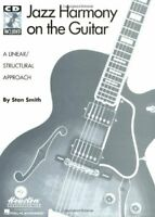 JAZZ HARMONY ON GUITAR By Stan Smith *Excellent Condition* $151.95