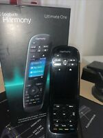 Logitech Harmony Touch Universal Remote with Color Touchscreen Black $49.00