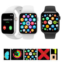 T500 Smart Watch for Android Samsung iPhone Waterproof Bluetooth Fitness Tracker $23.99