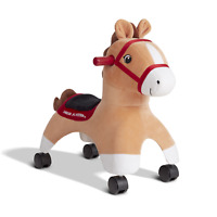 Kids Rolling Pony Toddler Ride on Horse Activity Toy Gift for 1 2 3 Year Olds