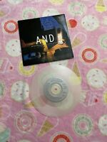 GIRLS AGAINST BOYS She#x27;s Lost Control White Colored UK 7quot; vinyl Single 45 AND $25.00