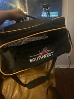 Southwest Airline Travelers Choice Yellow Vented Pet Carrier Carry Luggage