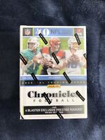 Panini Chronicles Draft Picks NFL 2021 Box with 20 Sports Trading Cards...