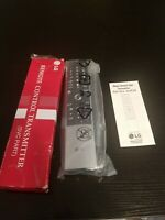 LG Remote Control AN MR700 for Select LG TVs Silver $44.95