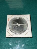 UAL UNITED AIRLINES SUPER DC 8 1967 INAUGURAL FLIGHT COIN