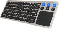 Arteck Universal 2.4G Wireless and Bluetooth Touch TV Keyboard Multi Device... $48.09