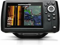 Humminbird Helix 5 SI/GPS Combo Color Fishing System w/ HD Side Imaging Sonar