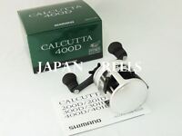 NEW SHIMANO CALCUTTA 400D 400 D Series RIGHT HAND REEL *1-3 DAYS FAST DELIVERY*