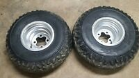 Honda trx300ex rear wheels tires rims