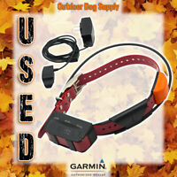 Used Garmin T5 GPS Dog Collar & Charger for Garmin Alpha 100, Astro 430 & 320