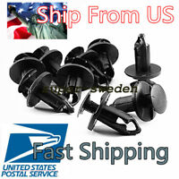 200 Pieces PLASTIC FENDER RIVETS CLIPS Fit CAN-AM Replacement 293150089 ATV UTV
