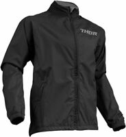 Thor Mens Black/Charcoal Pack Dirt Bike Jacket MX ATV 2019