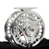 3/4 5/6 7/8 9/10WT Fly Fishing Reel CNC Machined Fly Reel with Line Optional