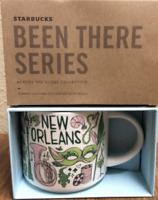 Starbucks New Orleans 14 Ounce Been There Series BTS Mug. NWT. 14OZ.