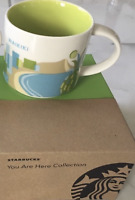 Waikiki You Are Here (YAH) 14 Oz. Starbucks Mug. Original and NWT NIB